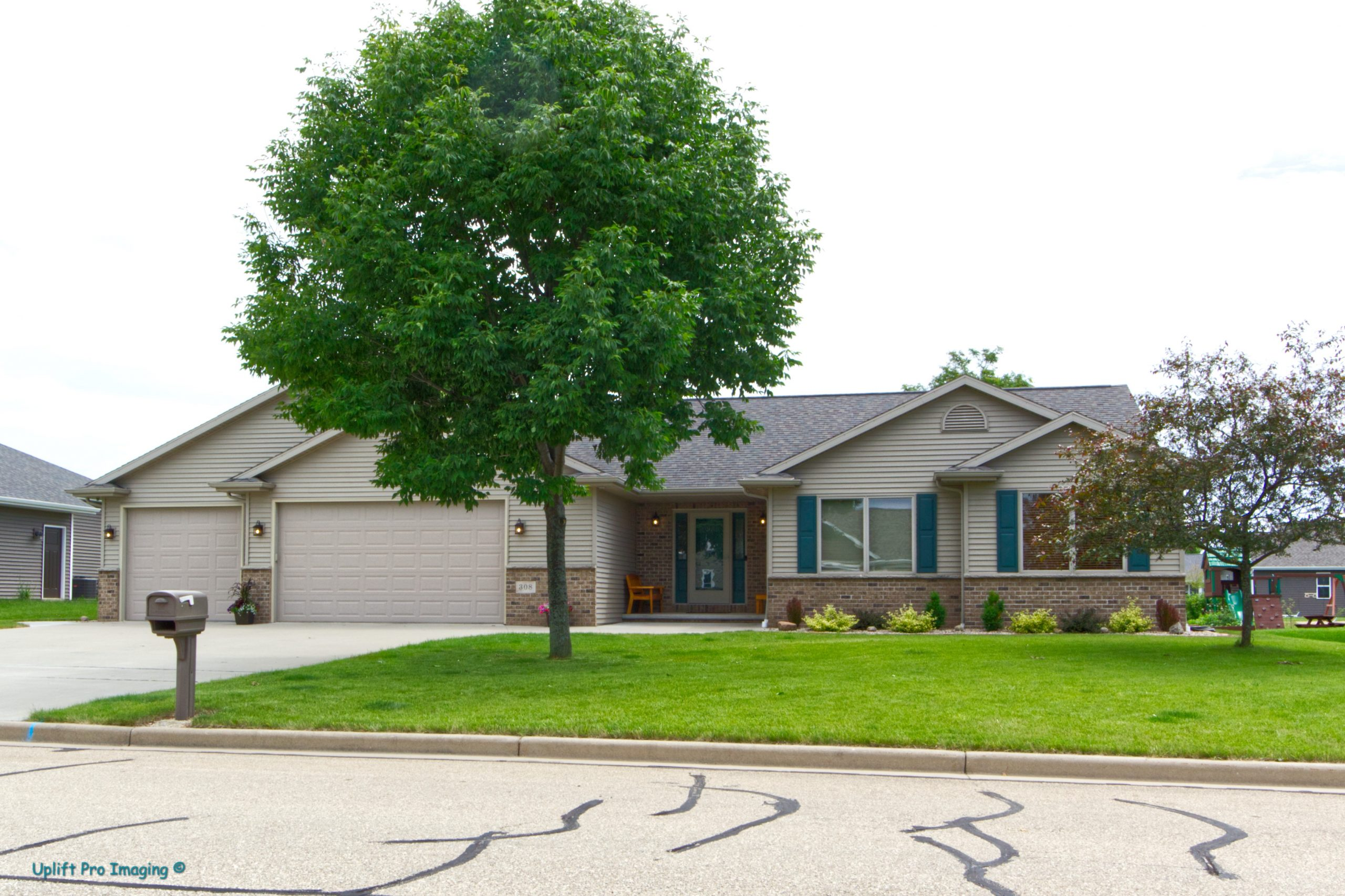 Custom Build; 308 Butterfield Court, Wrightstown WI 54180